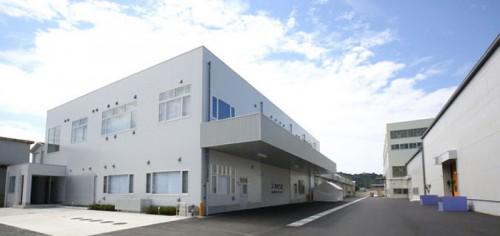 和歌山工場組立て棟外観