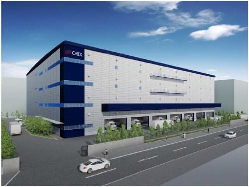 20150803orix 500x375 - オリックス/千葉県市川市に2.7万m2の物流施設着工