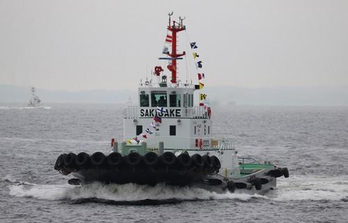 20150901nyk 500x321 - 日本郵船/日本初のLNG燃料タグボートを竣工