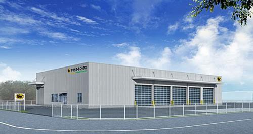 20150902yaw 500x266 - ヤマトオートワークス/車両の稼働率向上を実現する整備工場竣工