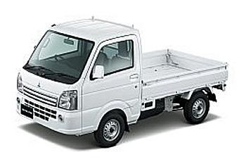 20150903mitsubishim - 三菱自動車/軽商用車「ミニキャブ トラック」を改良
