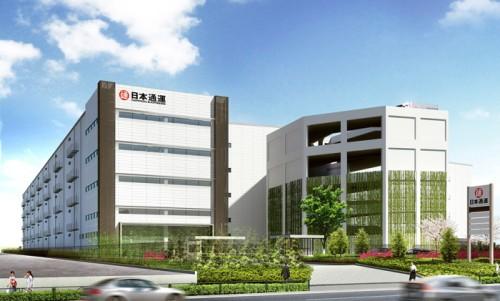 20150907nittsu22 500x301 - 日通/江東区の大型物流拠点名称、「Tokyo C-NEX」に決定