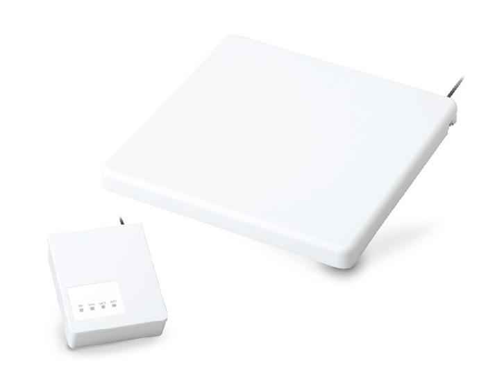 固定式UHF帯RFタグリーダライタ「RFIDテーブルスキャナ UR22  <使用イメージ> 物流