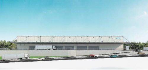 20150914konoike3 500x239 - 鴻池運輸/40億円を投じ、食品倉庫を新設・増設