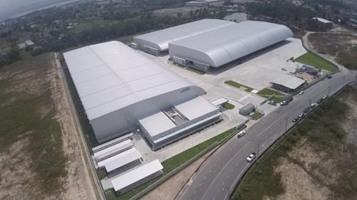 20150916senko 500x281 - センコー/タイに2.1万m2の物流センター稼働