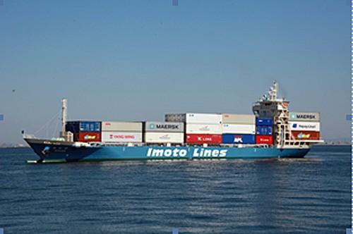 20150928imotos 500x332 - 井本商運/冷凍コンテナ輸送能力を持つ一般貨物船就航