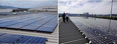 20151008sbssokuhai - SBS即配/豊橋物流センターで太陽光発電事業