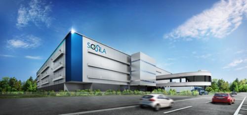 20151019sumisyo1 500x233 - 住友商事/横浜に8.4万m2の物流施設開発、物流施設ブランド名「SOSiLA」に