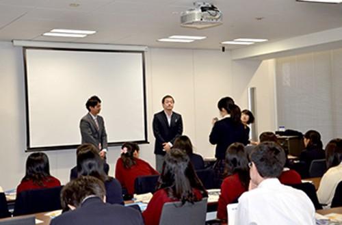 20151111mol2 500x329 - 商船三井/施設への高校生訪問を積極的に受け入れる
