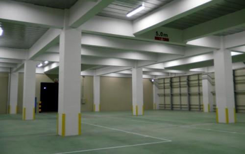 20151118nikkon2 500x316 - 日本梱包運輸倉庫/宇都宮市に1万8800m2の倉庫竣工