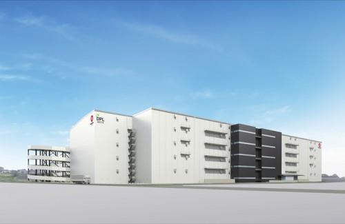 20151119daiwah1 500x325 - 大和ハウス/福岡県に延床11万m2の大型マルチテナント型物流施設を着工