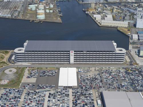 20151119daiwah3 500x374 - 大和ハウス/福岡県に延床11万m2の大型マルチテナント型物流施設を着工