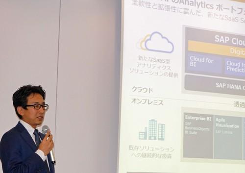 20151201sap 500x353 - SAPジャパン/アナリティクス製品群「SAP Cloud for Analytics」提供開始