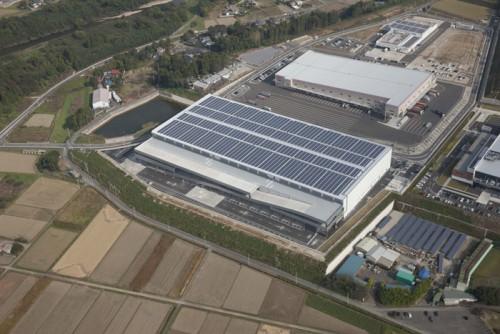 20151203sggl 500x334 - 佐川GL/埼玉県東松山市に大型物流拠点開設