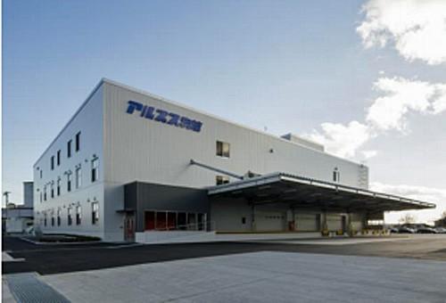 20151208alps 500x340 - アルプス物流/郡山で倉庫増設、延床面積1.6万m2に拡大