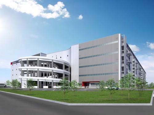 レッドウッド藤井寺ディストリビューションセンター