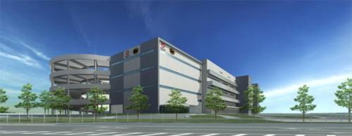 関西ゲートウェイの外観イメージ