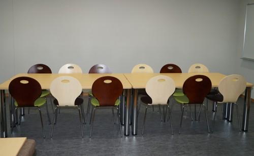 会議室に使用できるコーナー