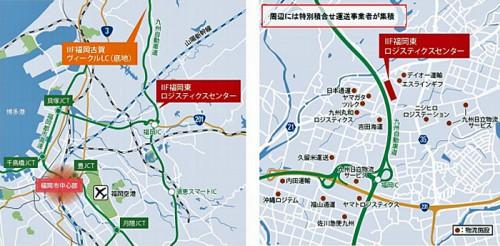 20151224sangyof2 500x246 - 産業ファンド/18億6000万円で福岡市の1.1万m2の物流施設取得