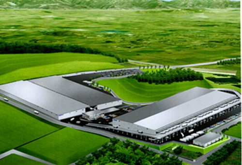 20160113sgl 500x341 - 佐川グローバルロジ/伊勢崎市に8.2万m2の物流施設新設、山善の物流拠点に