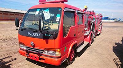 20160115mol2 - 商船三井/パラグアイ向け消防車の海上輸送に協力