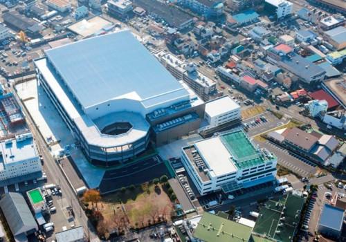 国分西東京総合センター外観