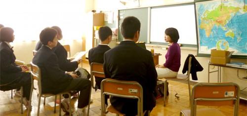 20160126mol 500x236 - 商船三井/中学校のキャリア教育授業で海運について講義
