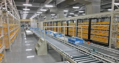 20160127kddiyamato2 500x265 - KDDI/大型物流拠点にヤマトグループ のピッキングシステム導入、30%効率アップ