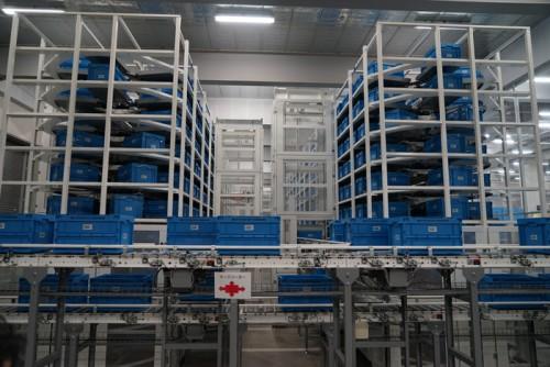 20160127kddiyamato5 500x334 - KDDI/大型物流拠点にヤマトグループ のピッキングシステム導入、30%効率アップ