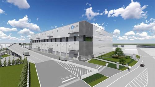 20160215cre 500x282 - CRE/さいたま市緑区に5.2万m2の物流施設着工