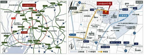 20160217nomura3 500x191 - 野村不動産、戸田建設/愛知県小牧市に大規模物流施設を共同開発