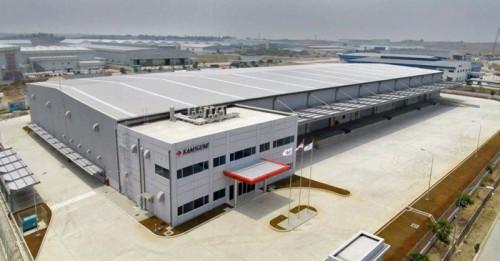 20160219kamigumi2 500x261 - 上組/インドネシアに新倉庫、営業開始