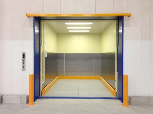 貨物専用エレベーター
