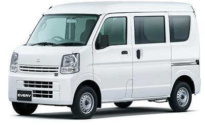 20160310suzuki - スズキ/軽商用車「エブリイ」の5AGS車に2速発進モードを装備