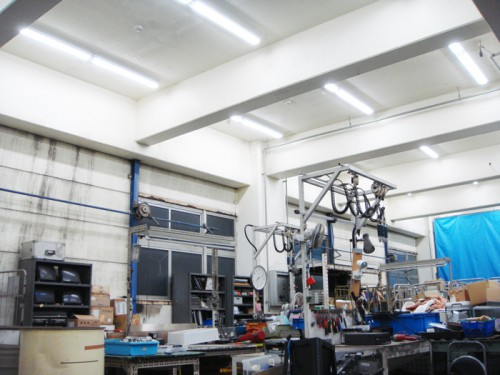 20160311sbs2 500x375 - SBS即配サポート/次世代蛍光灯直管形CCFL照明を導入