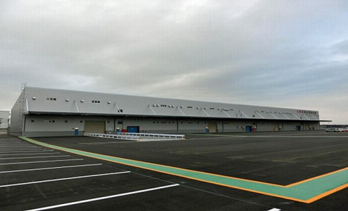20160315nikkon1 500x303 - 日本梱包運輸倉庫/岩手県北上市に営業倉庫開設、敷地3.9万m2