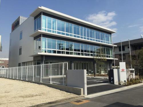 泉北支店新事務所