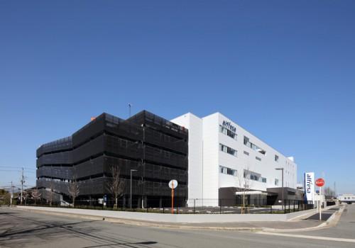 20160324alflesa 500x350 - アルフレッサ/京都に延床2.1万m2の医薬品センター開設
