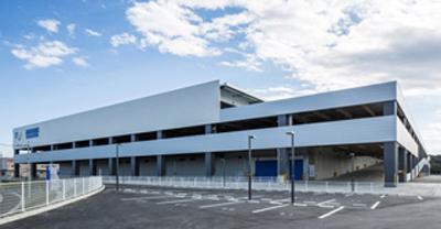 20160405dbjsagawa - DBJ/SGリアルティ東松山に、DBJ Green Building認証を実施