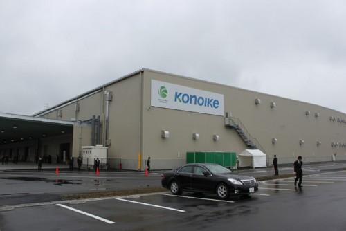 20160405konoike 500x334 - 鴻池運輸/北関東流通センター、増築部分が竣工