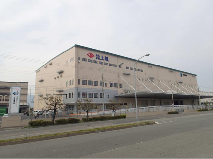 上組/神戸ポートアイランド流通...