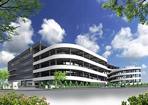 20160408dbj1 500x355 - 野村不動産/物流施設4棟にDBJ Green Building認証