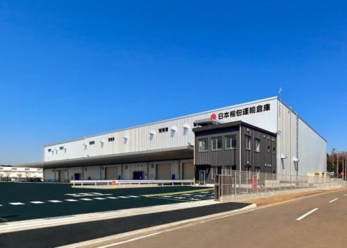 20160411nikkon1 500x358 - 日本梱包運輸倉庫/延床約8000m2、茨城営業所第2倉庫竣工
