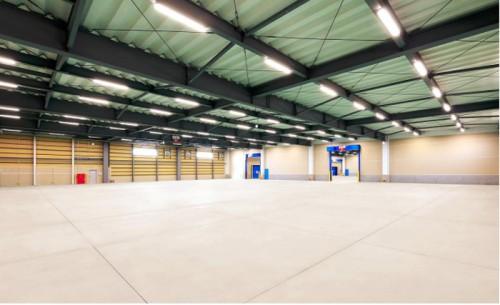 20160411nikkon3 500x305 - 日本梱包運輸倉庫/延床約8000m2、茨城営業所第2倉庫竣工