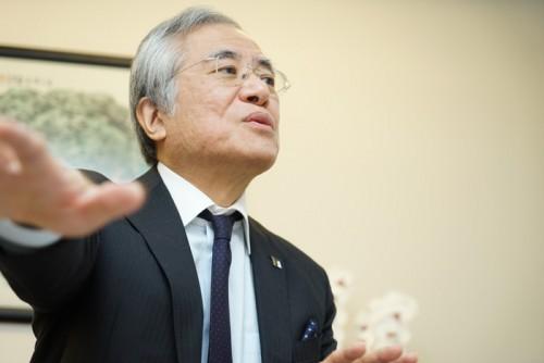 坂村 健教授