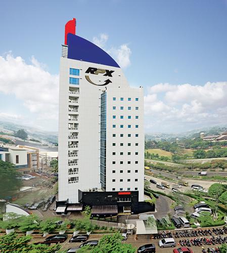 RPX社の本社ビル