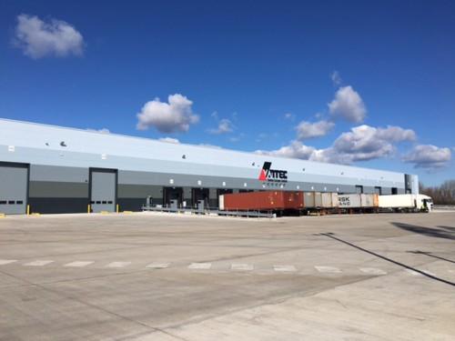 20160422vantec 500x375 - バンテック/英国に4万m2の倉庫を開所
