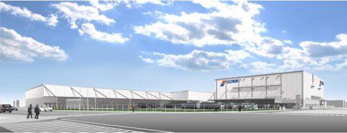 20160510hitachib 500x192 - 日立物流/茨城県内に水戸プラットフォームセンターを開設