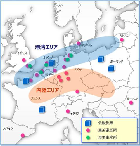 20160511nichirei2 - ニチレイ/低温物流の2018年度売上高2030億円目指す、欧州強化