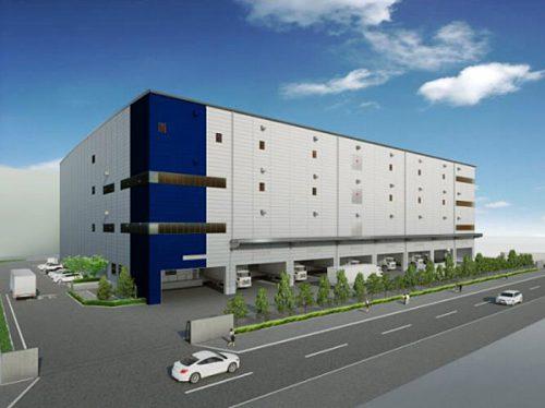 20160511orix 500x374 - DHC/千葉県市川市の大型物流センターをオリックスから一棟借り